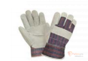 Перчатки защитные «Ангара» спилковые бренда Без бренда. Фото №1