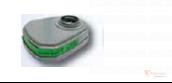 5511 фильтр для защиты от аммиака и его производных K1. (байонет) бренда Jeta Safety. Фото №1