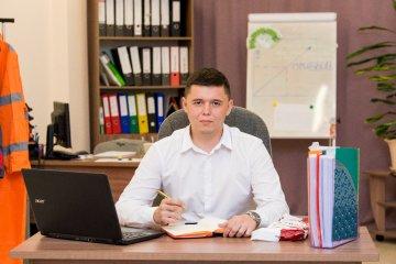 Сотрудник FaibexPro Динар Загидуллин