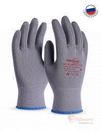 Защитные перчатки — Микрон Грэй бренда Manipula. Фото №1