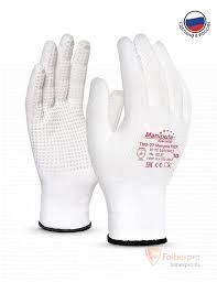 Защитные перчатки — Микрон ПВХ бренда Manipula. Фото №1
