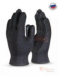 Защитные перчатки — Механик Блэк бренда Manipula. Фото №1