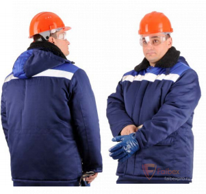 Куртка рабочая «Бригадир» бренда Без бренда. Фото №1