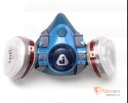 Комплект 5500i полумаска с двойным фильтром для защиты от пыли, аэрозолей, газов. бренда Jeta Safety. Фото №1