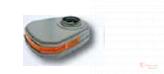 5510 фильтр для защиты от органических газов и паров A1 бренда Jeta Safety. Фото №1