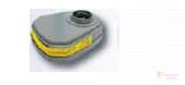 5512  фильтр сменный для защиты от кислых газов и паров E1 бренда Jeta Safety. Фото №1