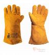 JWK45 Защитные промышленные перчатки (краги) из коровьей кожи бренда Jeta Safety. Фото №1