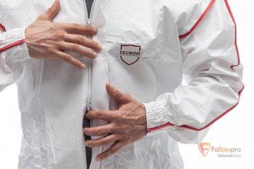 Комбинезон защитный одноразовый Tecron бренда Tecron. Фото №7