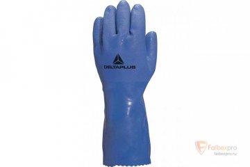 Перчатки VE780BL для тяжелых работ бренда Delta Plus. Фото №1