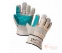 Перчатки «Докер» спилковые комбинированные усиленные бренда Без бренда. Фото №1