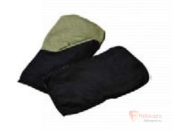 Рукавицы утепленные на ватине с брезентовым наладонником бренда Без бренда. Фото №1