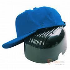 Каскетка защитная Стандарт(Синий) бренда Без бренда. Фото №1