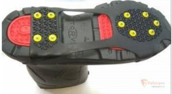 Ледоступы для обуви «Универсальные 10+10 шипов» ANPKR7 бренда Без бренда. Фото №1
