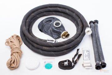 Шланговый дыхательный аппарат бесприводной «БРИЗ-0301 (ПШ-10С)» бренда Без бренда. Фото №1