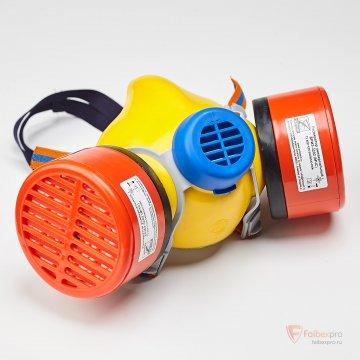 СИЗОД фильтрующее универсальное «Бриз-3202(МЧС)» бренда Без бренда. Фото №2