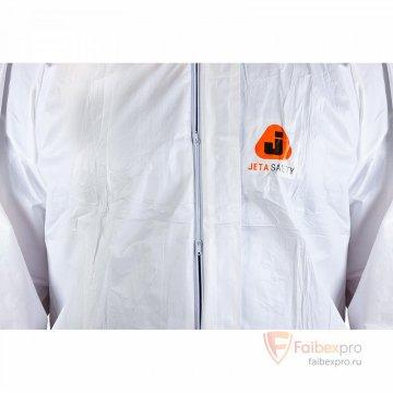 Многоразовый дышащий малярный комбинезо JPC35 бренда Jeta Safety. Фото №2