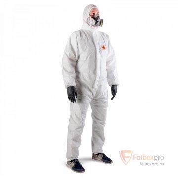 Многоразовый дышащий малярный комбинезо JPC35 бренда Jeta Safety. Фото №3